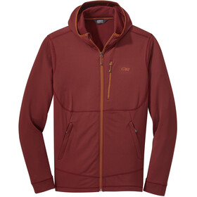 Outdoor Research Vigor Full Zip Hoodie Men madder